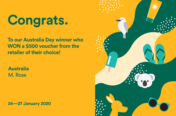 Australia Day_Competition Winner