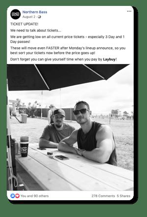 Northern Bass Facebook Post v1