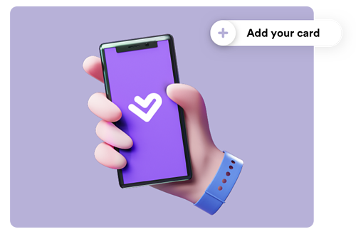 Tap to Pay Landing Page AU Add Your Card