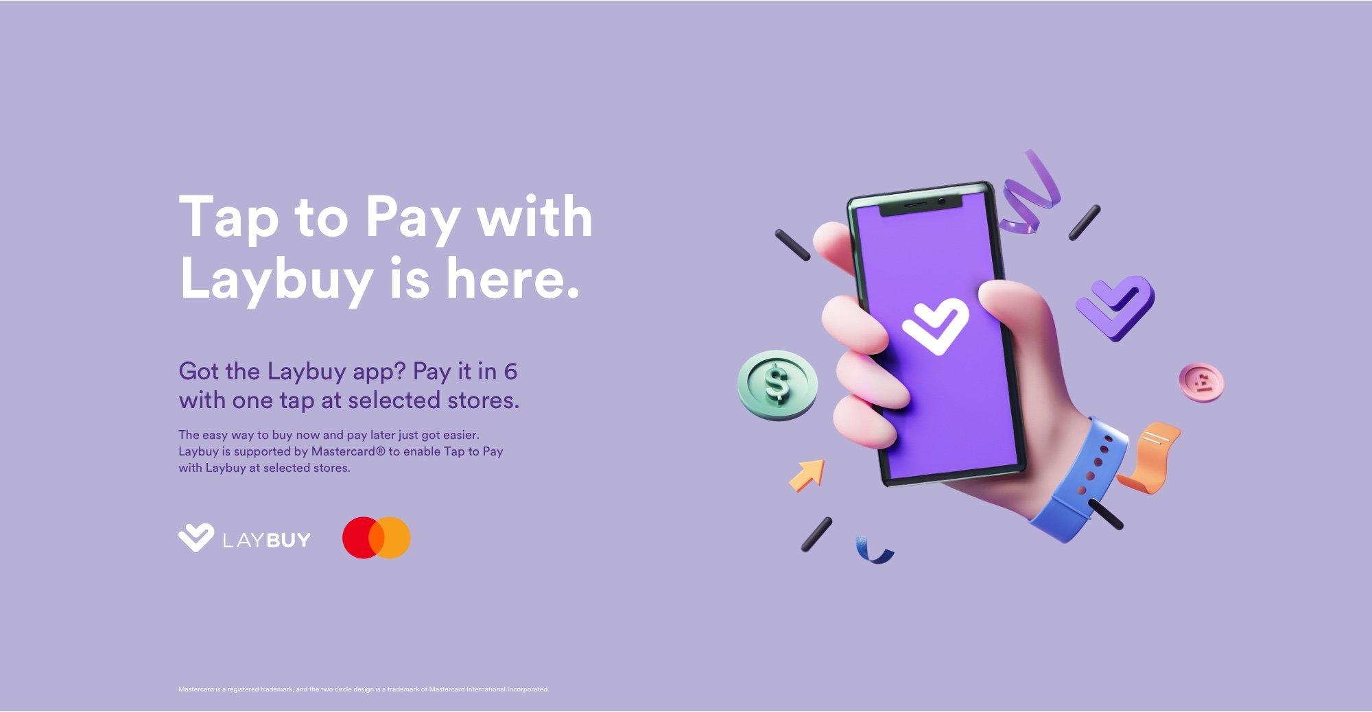 Tap to Pay Landing Page Desktop UK UPDATED 2021_Hero