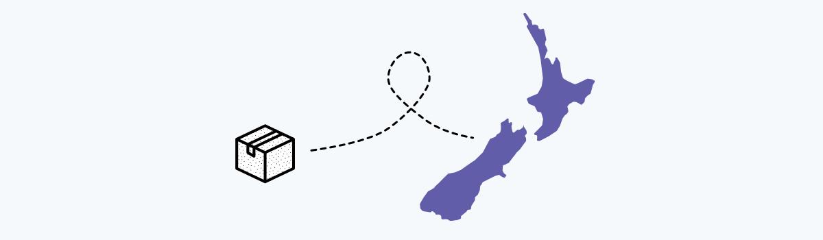 Ship to NZ