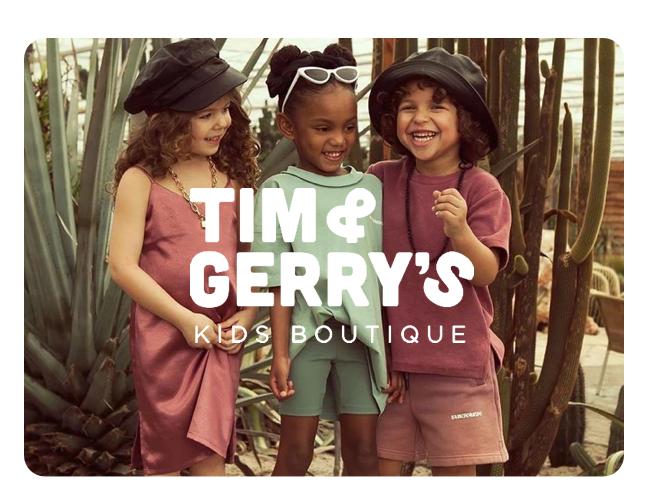 Tim & Gerrys