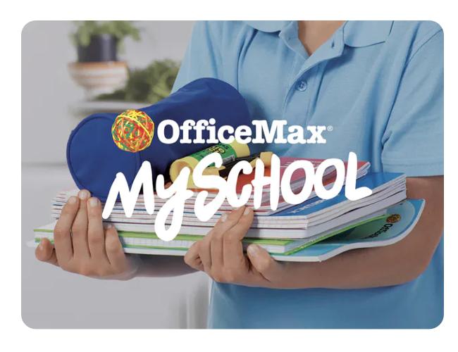 OfficeMax MySchool
